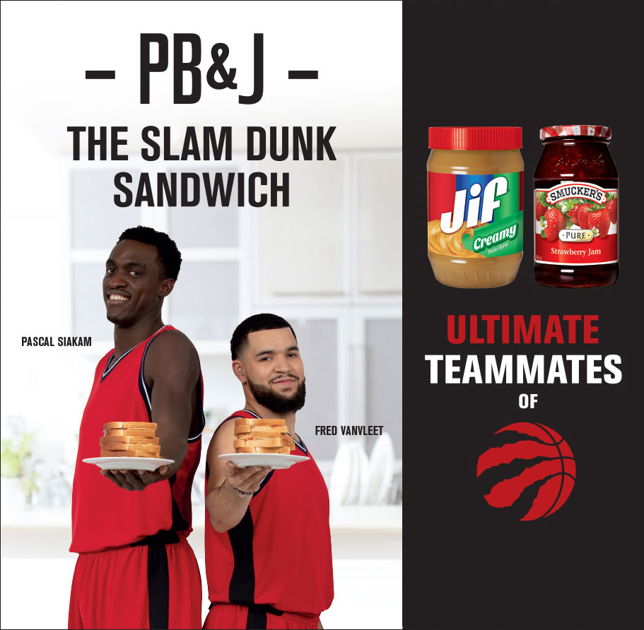 News and Promotions-The slam dunk sandwich